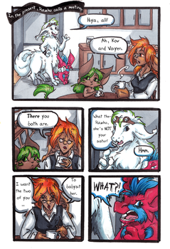 unintentional mishaps pg 11 by not-fun