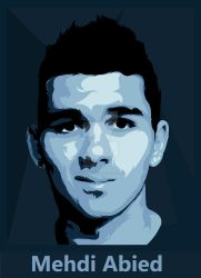 Mehdi Abeid - Vector art by nazimskikda