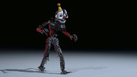 [SFM FNAF] Ennard Walk Cycle by EvilDoctorRealm