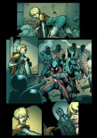 Scarlet Spider Page 19 by RecklessHero