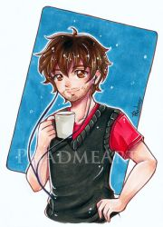 Copic Commission 1 by Phadme