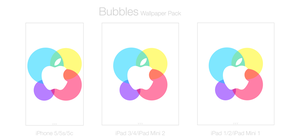 Bubbles Wallpaper Pack by Tecior