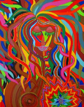 Mother Nature by AcrylicArtMeridians