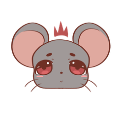 mouse design by supermegafangirllee