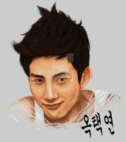 2pm - Ok Taecyeon by SoshinaAi