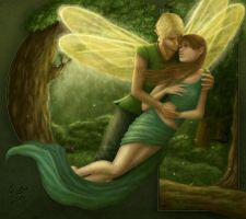 I'll Fly for You by Ilenora