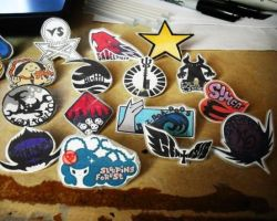 Air Gear Emblems by AkuseruReno