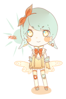 CLOSED- RARE Elis adoptable auction by yaourtie