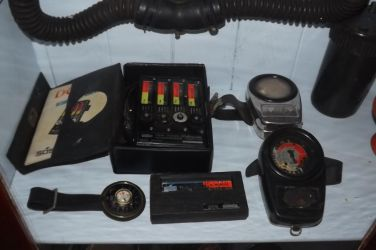 Air control set vintage by fokker2011
