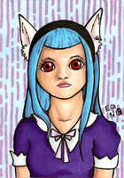 ACEO Project: Willow by lordbatsy