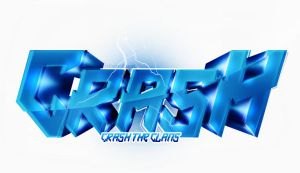 CrasH LOGO by AHDesigner
