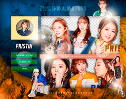 +Pack Png PRISTIN by Pohminit
