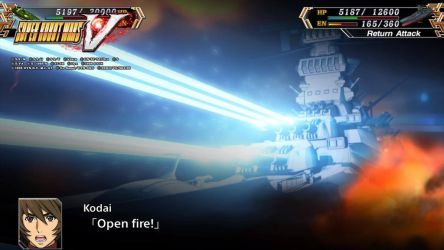 Welcome to Super Robot Wars V! by Turbofurby