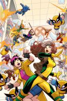 X-Men '92 #3 Variant Cover by DNA-1