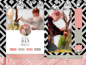 BTS | PACK PNG | LOVE YOURSELF ANSWER by KoreanGallery