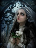 Eternal Waiting by EstherPuche-Art