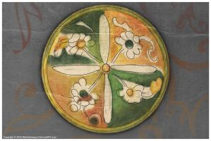 Flowers Circle by MahdyDesigns