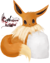 Eevee by HollowKn1ght