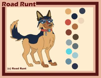 Road Runt 2018 Reference by R0adRunt