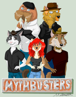Mythbusters by Folly854