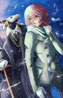 Chise and Elias by JessxJess