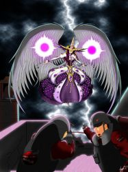 This is no Angel by Cross-Kaiser
