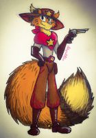 Sheriff Casper by Stasia28fox