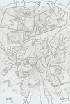 Sonic Legacy pencils - 1-25 by Sea-Salt