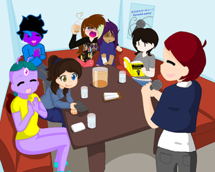 Open Collab: Karaoke! (Completed) by TheTARDISMistress