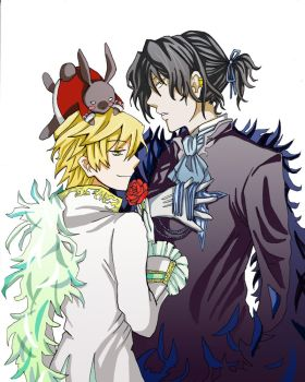 -Pandora Hearts- by nyuhatter