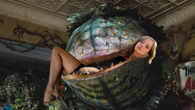 Emma and Audrey II Part 2 by EmmasFeetMeat