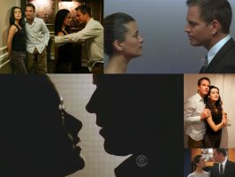 Tony and Ziva by MadameDesReves