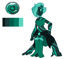 Malachite [CUSTOM] by SmasherlovesBunny500