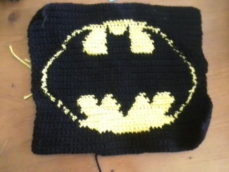 Bat-crochet by Burnzs