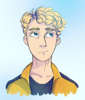 Humanized Bee! by a-paranoid-android