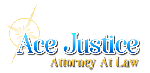 Fun With Typography: Ace Justice, Attorney At Law by Bjornieman
