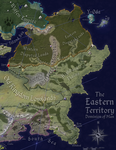The Eastern Territory: Political Geography by Will-Erwin
