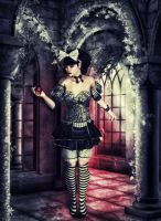 Twisted Snow White by TwiztedMetal3D