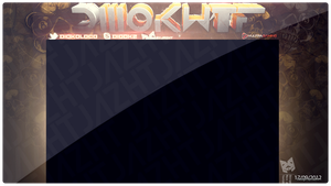Youtube Partner Background (DiiiOKWTF) by Jazht