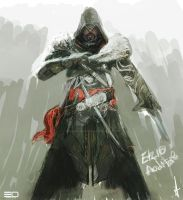 Ezio Iron Revelations by EnumaElishDesigns