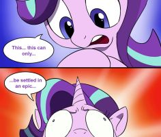 S7M  Fight by doubleWbrothers