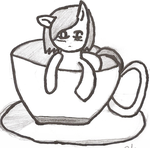 Teacup by DrippingStarDust
