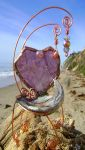 Clear Heart faery chair by pureshaktifire