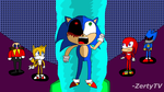 Sonic.exe NB - Forcing the Demon out of Sonic by ZertyArtTV