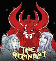 The Remnant: Triptych by RemnantComic