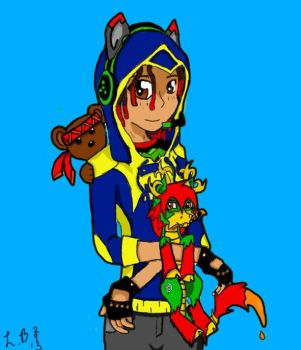 LupineGamer A.K.A Lupee by LupineGamer