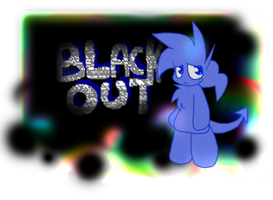 Blackout Poster .:2:. by pupom