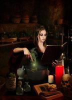Witches brew by FireFlyExposed