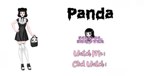 Panda PACK by School-shooter by School-shooter