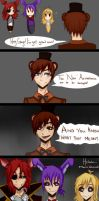 What happened to the 'New' Animatronics by FuturisticHedgie